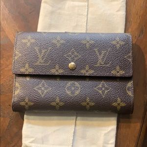 Louis Vuitton Porte Tresor Wallet